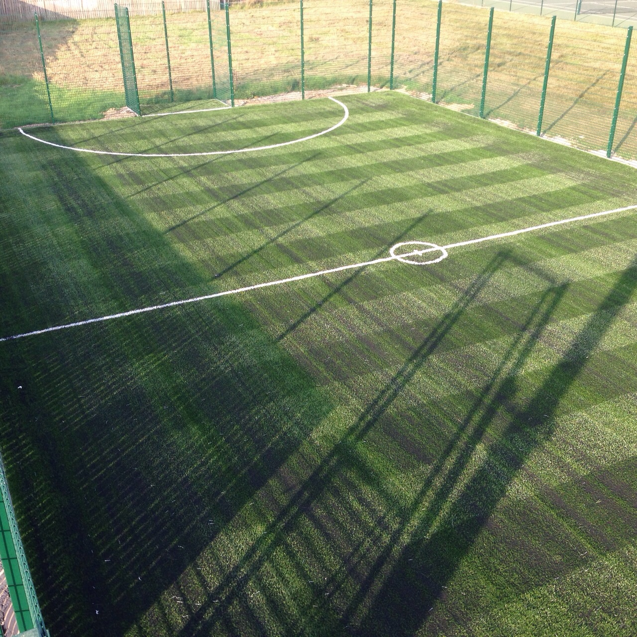 5 A Side Football Pitch Construction Gloucester