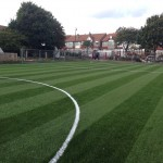 Building Artificial Football Pitch Project