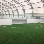 Artificial 3G Football Pitch Construction