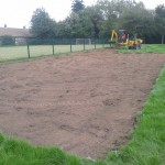 Athletics Track Construction Costs