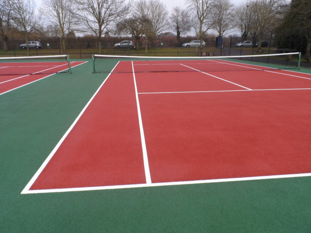 Tennis Court Line Marking Maintenance Sports And Safety