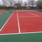 Specialist MUGA Line Marking Installers