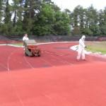 Athletics Track Repairs Cost
