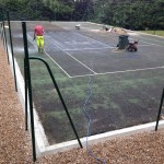Chemical Tennis Court Treatment Specification