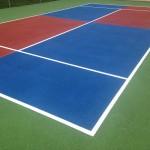 Tennis Court Binder Coat Contractors