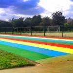 Athletics Track Dimensions Designs