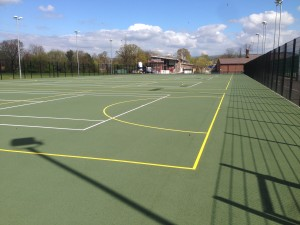 MUGA Sports Court Construction Company