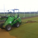 Sand Filled Artificial Sports Pitch Designs