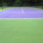 Painted Sports Court Surfacing Contractor
