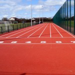 IAAF Athletics Track Surfacing Designs