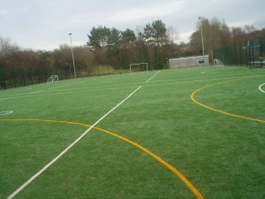 Synthetic 2G Sports Pitch Builders