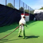MUGA Court Spray Coating Specialist