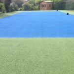 Repainting Outdoor MUGA Surfacing