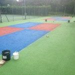 MUGA Court Macadam Surfacing