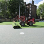Needlepunch Artificial Turf Specification