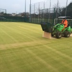 Artificial Football Surface Maintenance and Repairs