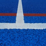 Netball Court Facility Painting