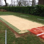 Long Jump Landing Pit Surface