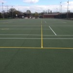Painted Macadam MUGA Court Specialists