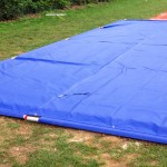 Athletics Sand Pit Cover