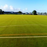 Synthetic Turf Football Pitch Maintenance