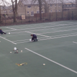 Tennis Court Painting Specialists