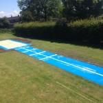 Long Jump Athletics Track Contractors