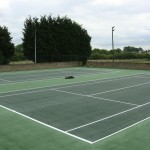 Macadam Sports Surfaces Construction