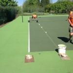 Tennis Court Line Marking Paint