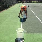 Tennis Line Marking Installation Specialists