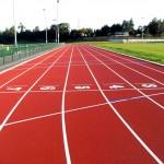 Polymeric Surfacing Athletics Tracks