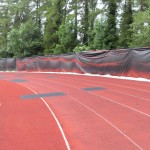 Athletics Track Cleaning Company