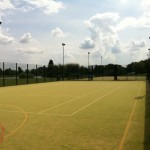 Sand Dressed MUGA Facility