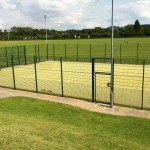 Sand Dressed Hockey Pitch Contractors