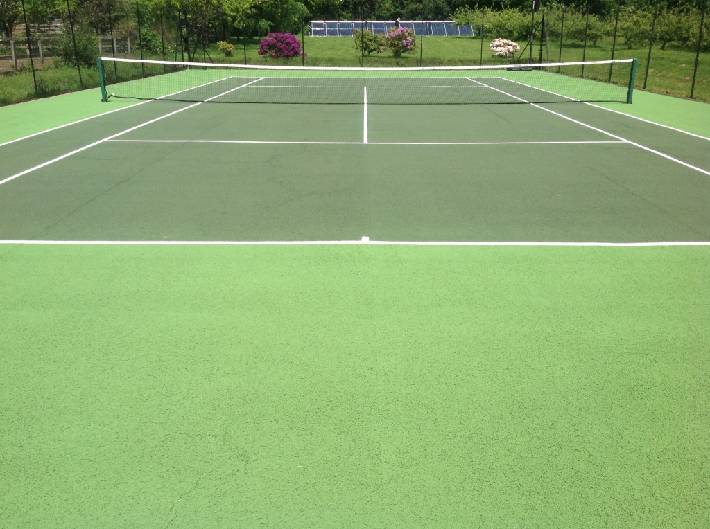 Tennis Court Services Sports And Safety Surfaces