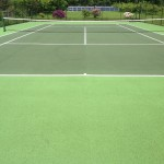 Tennis Court Repainting Company