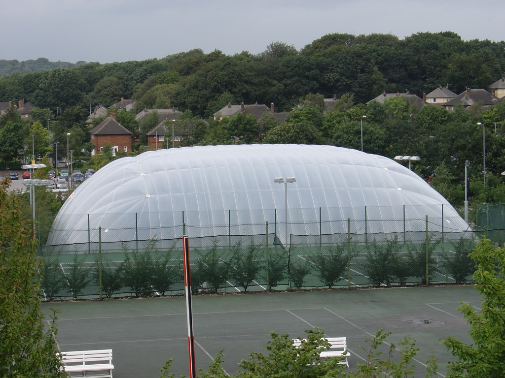Costs To Install Football Air Domes