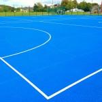 Netball Court Line Marking Application