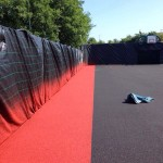 Polymeric Surfacing MUGA Construction