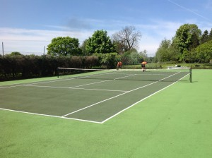 Tennis Court Repair Companies