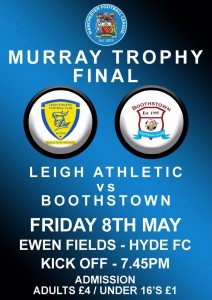 Leigh Athletic Final First Team Final