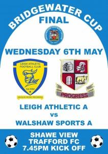 Leigh Athletic Final Third Team Final