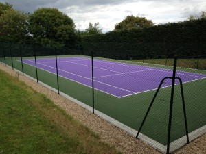 Leeds Tennis Court Repainting Experts