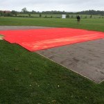 Multisport Synthetic High Jump Flooring
