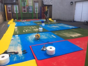 School Games Space Installation Company