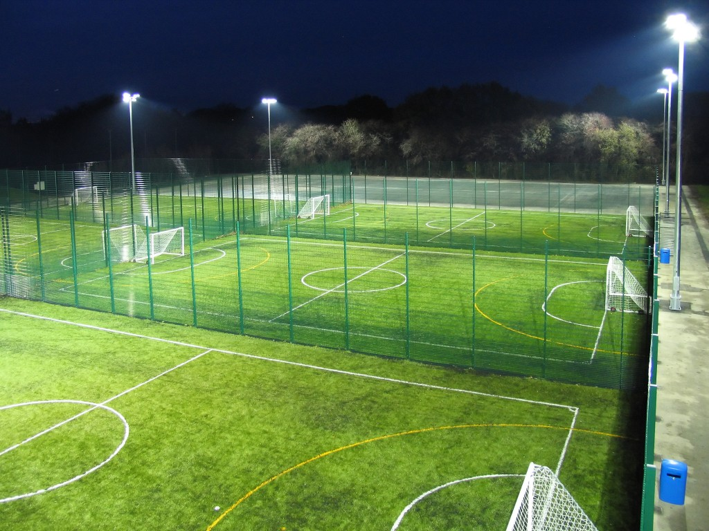 Synthetic Football Pitch Size and Dimensions - Sports and ...
