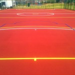 Basketball Court Painting Costs