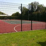 Netball Court Fencing Company UK