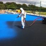 Polymeric Sports Court Contractors