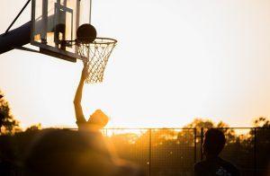 health benefits of playing basketball